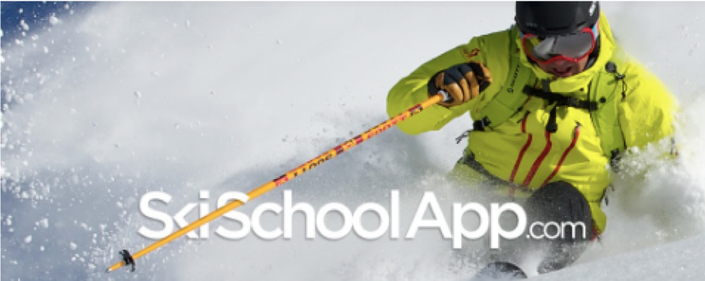 Logo of the SkiSchoolApp