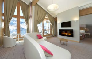 Club Med Val Thorens Suite