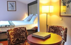Deluxe room Val d'sere