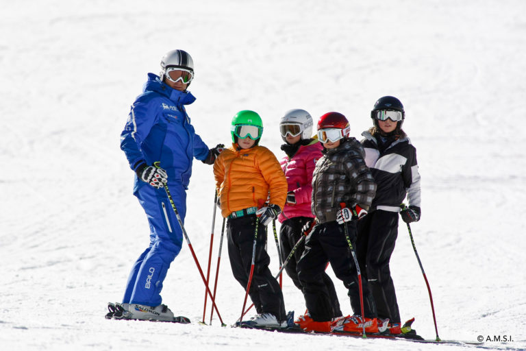 Ski School in Livigno Italy