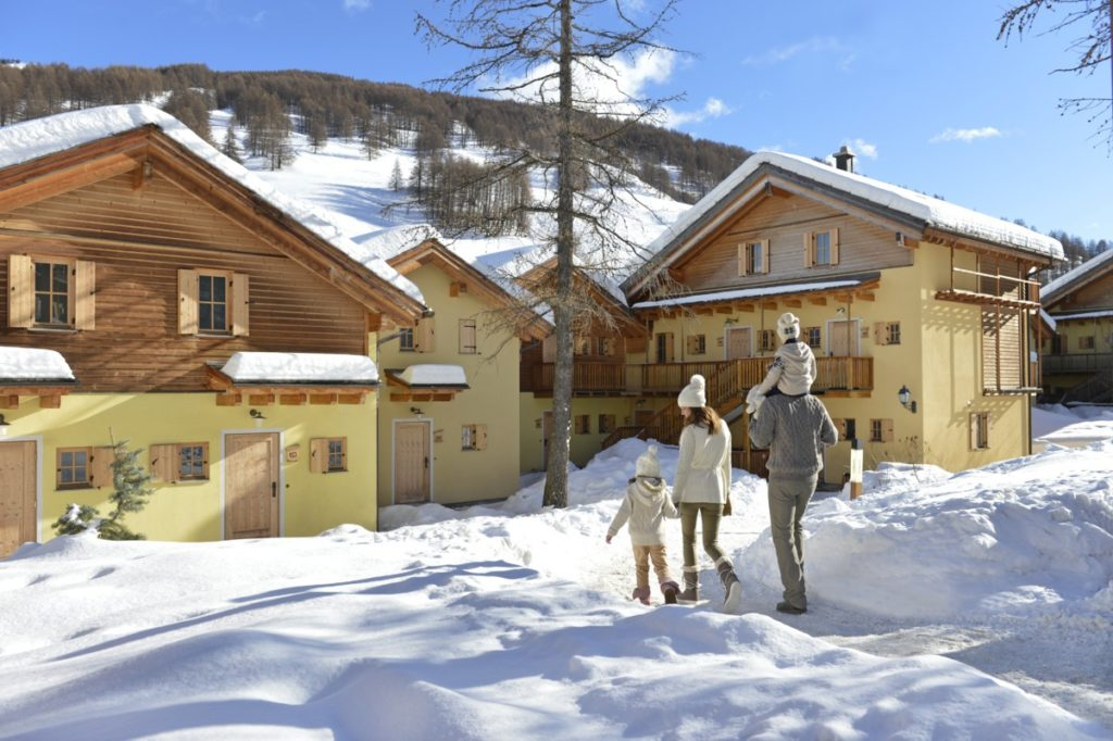 Exterior view of Club Med Pragelato