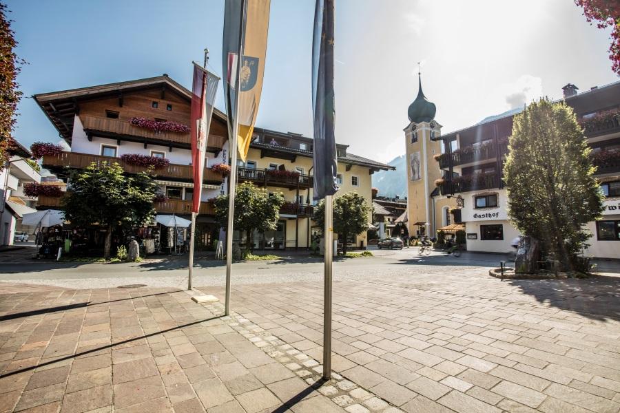 Village Centre in Westendorf Austria