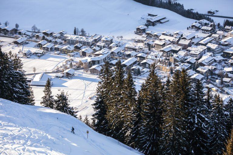 Ski Touring in Westendorf Austria