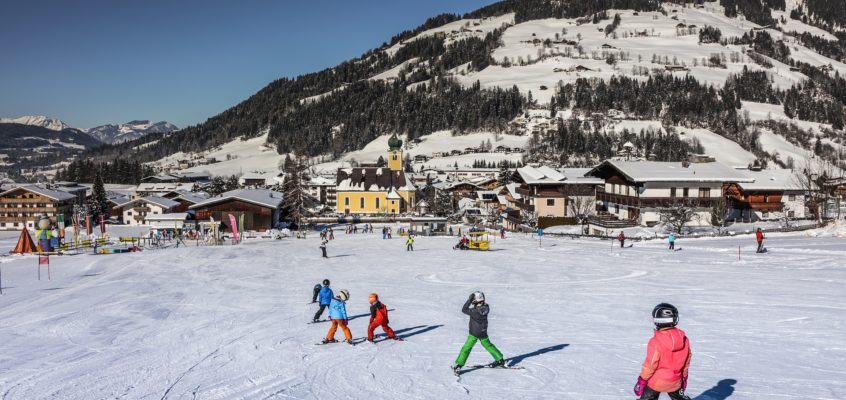 Beginner Skier? 5 Reasons to Choose Westendorf!